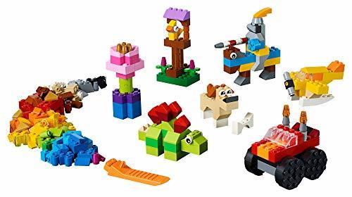 レゴ(LEGO) クラシック アイデアパーツ<Mサイズ> 11002 知育玩具 ブロック おもちゃ 女の子 男の子 `_画像4