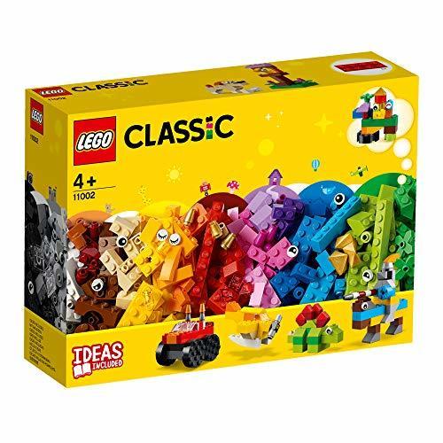 レゴ(LEGO) クラシック アイデアパーツ<Mサイズ> 11002 知育玩具 ブロック おもちゃ 女の子 男の子 `_画像2