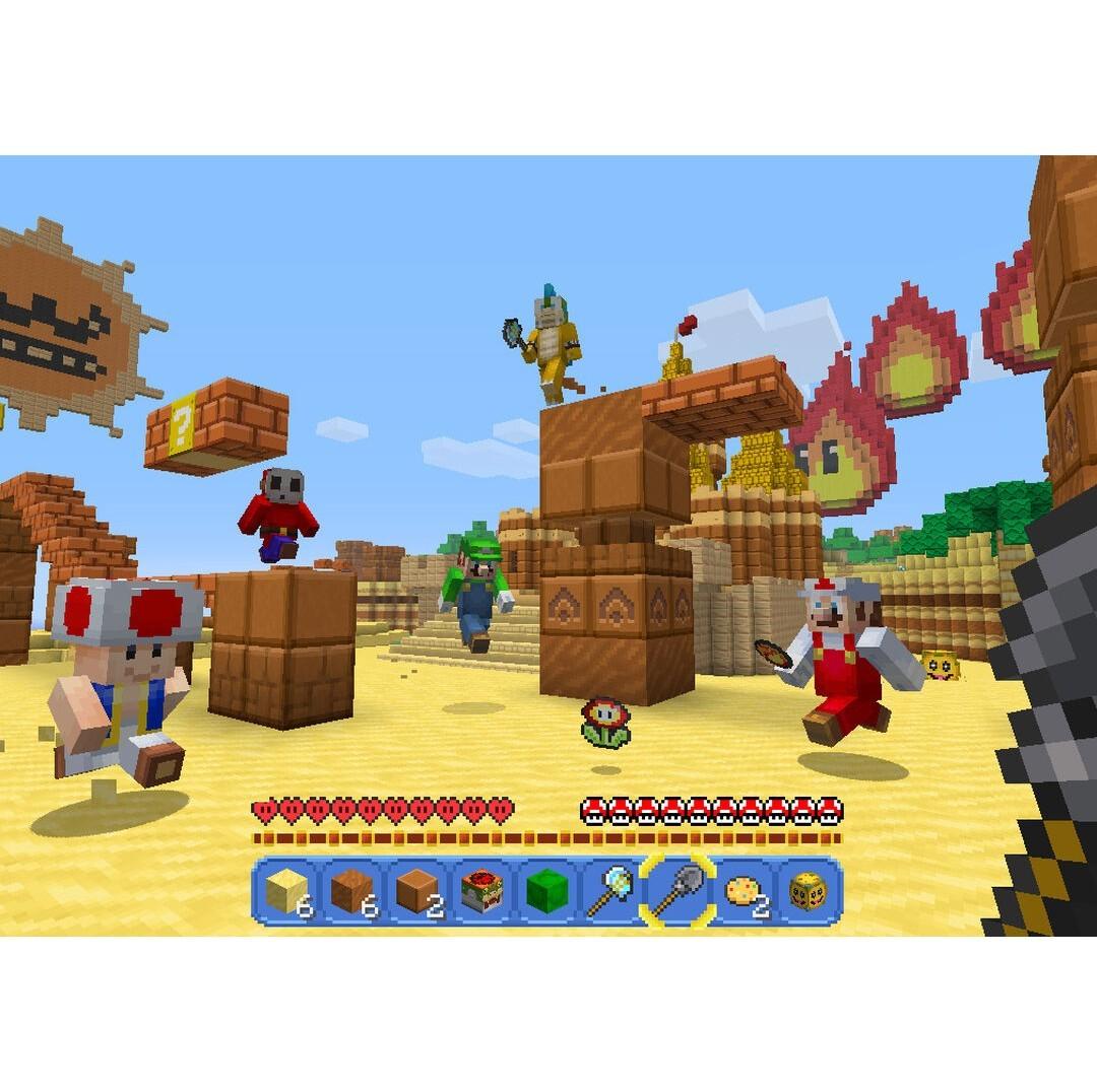 スイッチ マインクラフト Minecraft Nintendo Switch