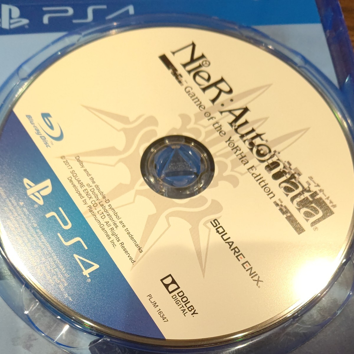 特典コード未使用 ニーアオートマタ ゲームオブザヨルハエディション PS4 NieR:Automata GOTY
