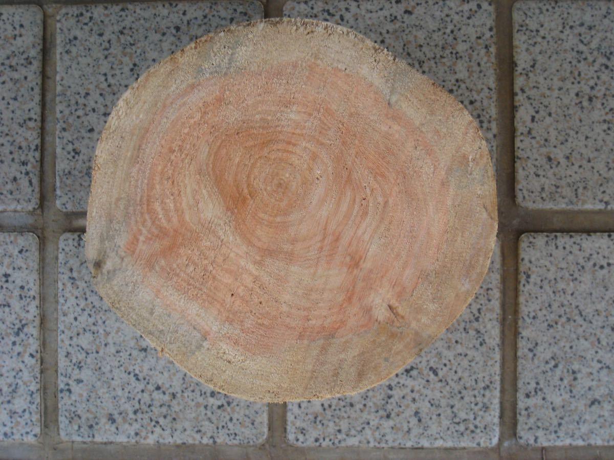 薪割り台 飾り台ひのき14×8_画像3