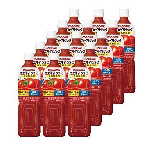 新品食塩無添加 720ml×15本 カゴメ トマトジュース食塩無添加 スマートPET 720ml×15本[機能性表示0Z6B_画像2