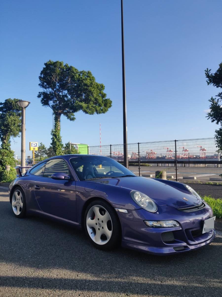【個人出品】ポルシェ 911 997 カレラ GT3仕様