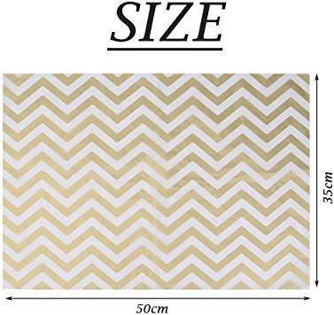 新品Idealeben ラッピングペーパー 35 * 50 cm 薄葉紙 ラッピング 包装紙 梱包 4種類 20枚入DLF8_画像2