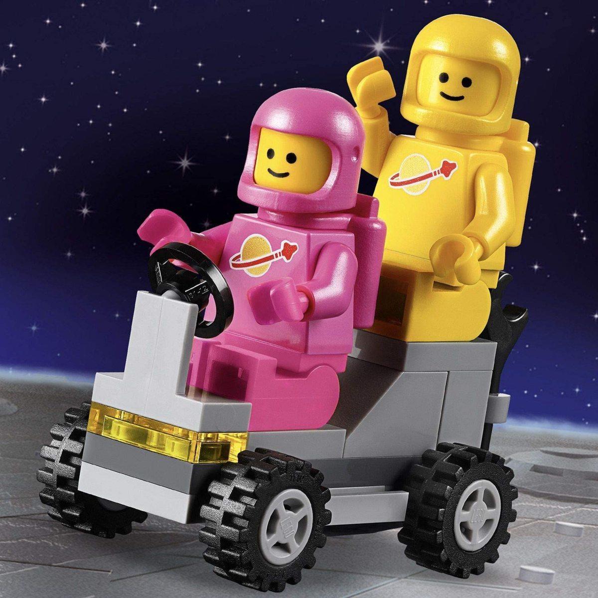 レゴ(LEGO) レゴムービー ベニーの宇宙スクワッド 70841 知育玩具 ブロック おもちゃ 女の子 男の子_画像4