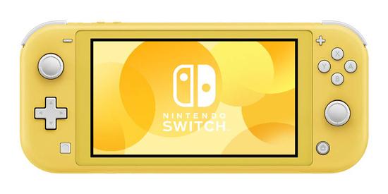【中古】任天堂 Nintendo Switch Lite(ニンテンドースイッチ ライト) HDH-S-YAZAA イエロー 元箱あり_画像2