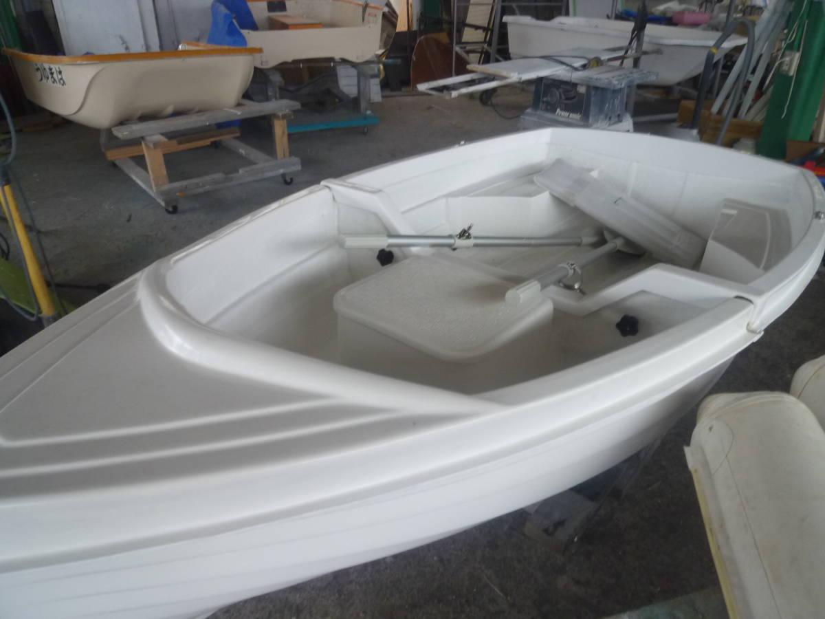 「ハイガー製 FRP 2分割 ボート 未使用?」の画像1
