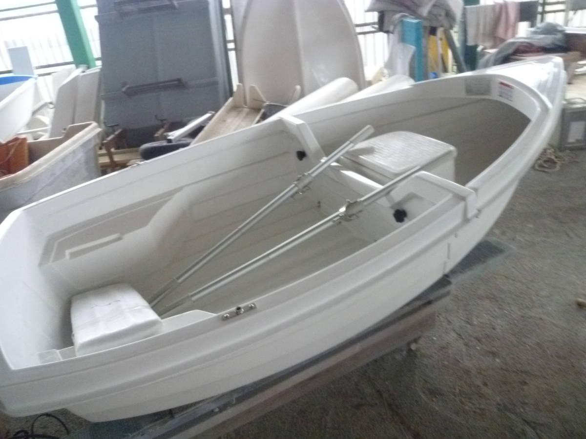 「ハイガー製 FRP 2分割 ボート 未使用?」の画像2