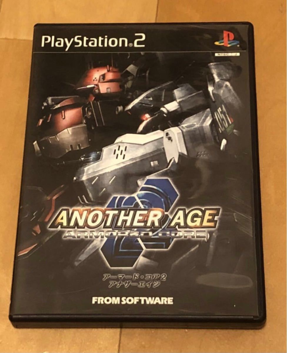 PS2ソフト PS2 アーマード・コア2 アナザーエイジ ARMORAD CORE ANOTHER AGE