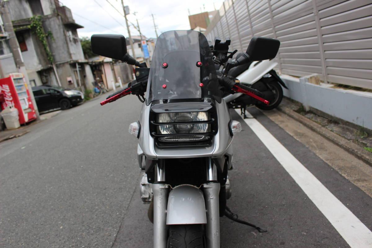 「大阪~整備済み GSX400S カタナ 車検付き エンジン好調 即決サービス有り お引き取り、全国陸送、フェリー発送OK!!」の画像3
