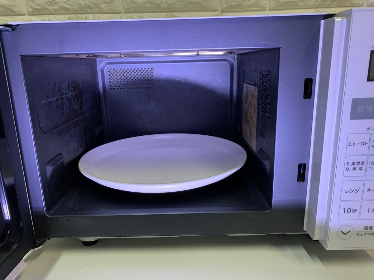 【清掃 除菌 除菌済】Haier 電子レンジ ハイアール JM-V16C 電子レンジ オーブンレンジ