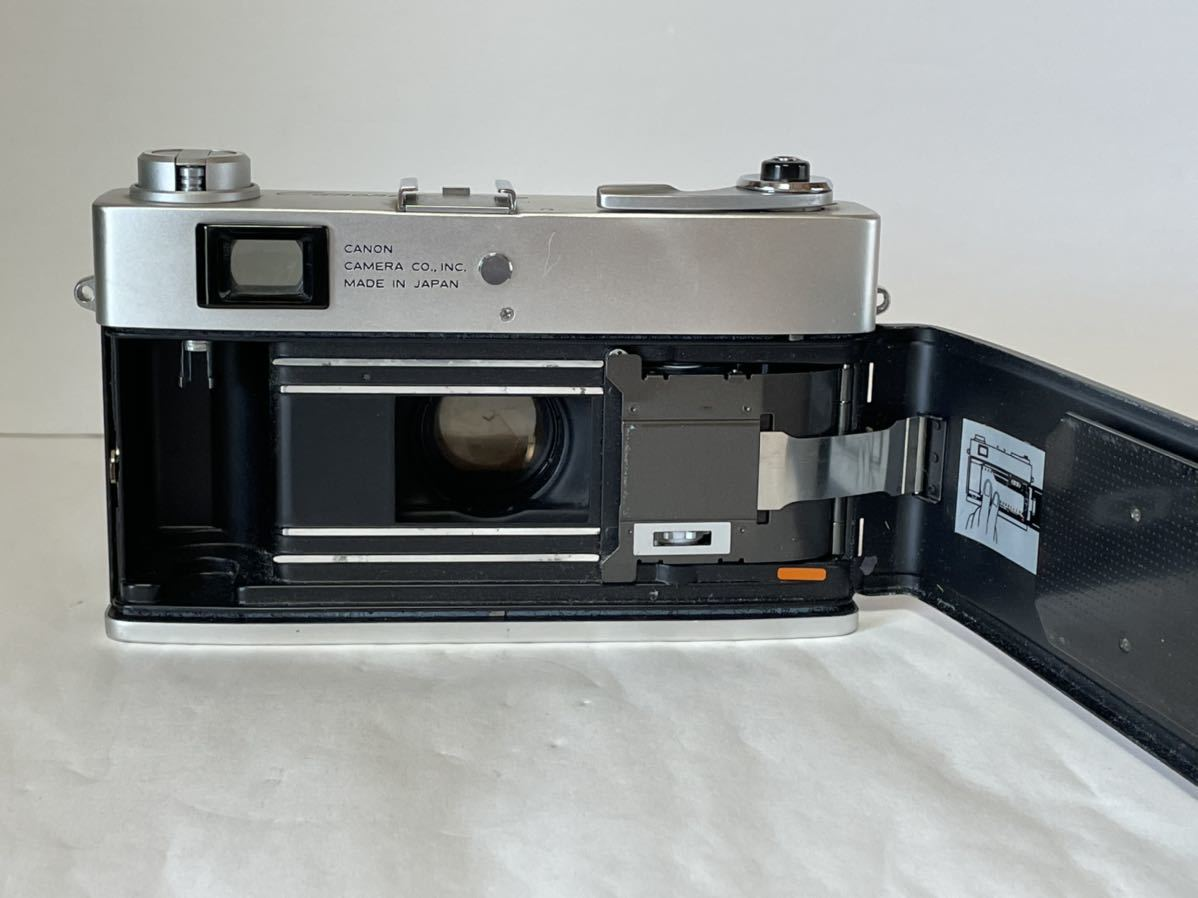 ★外観美観★キヤノン CANON CANONET QL19/SE 45mm F1.9 #2107014_画像4