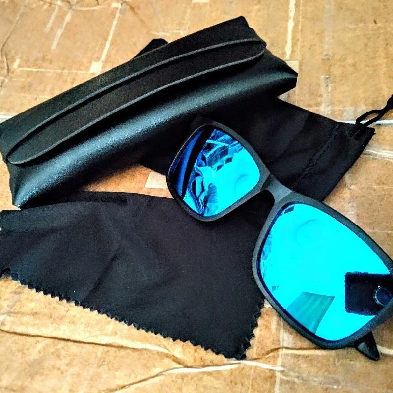 サングラス メンズ レディース 偏光 スポーツ 偏光サングラス 釣り ドライブ バイク ゴルフ ランニング UVカット ケース