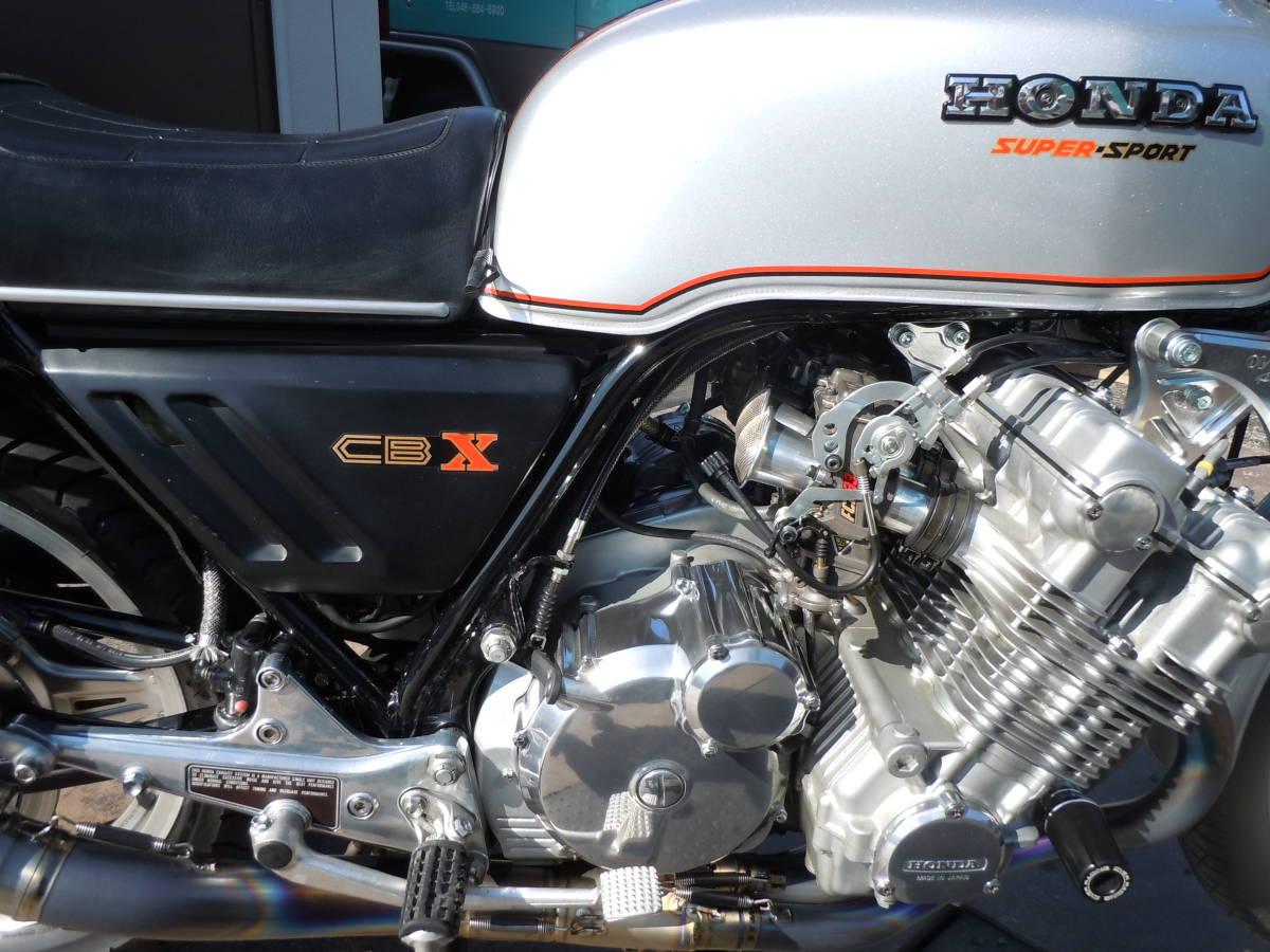 CBX ー Z  型式CB1  CBX1000 初期 1979年式 カスタム _画像3