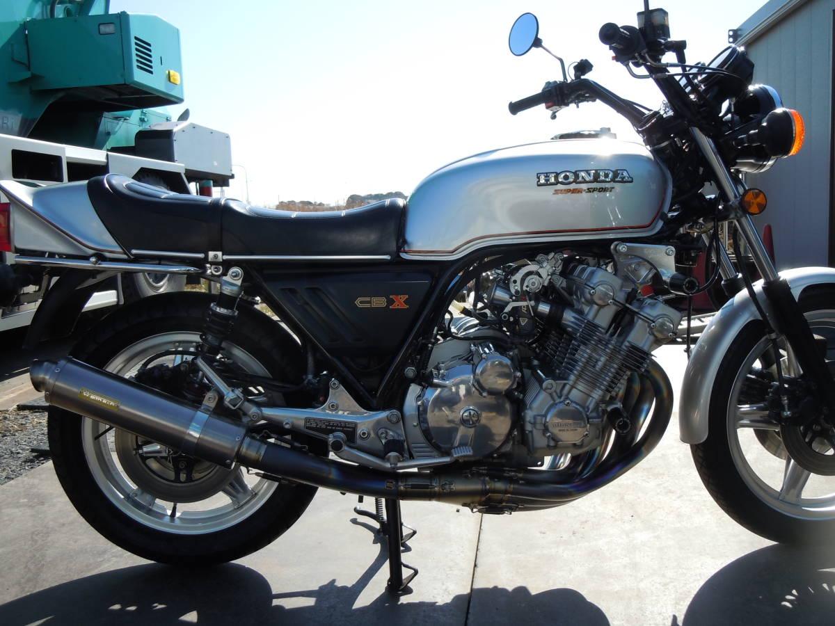 CBX ー Z  型式CB1  CBX1000 初期 1979年式 カスタム _画像4
