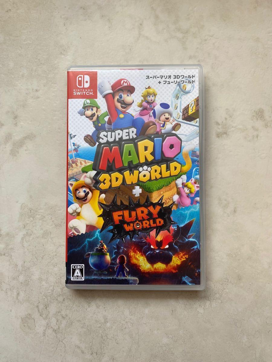 Switch Nintendo Switch ニンテンドースイッチ スーパーマリオ3DWORLD