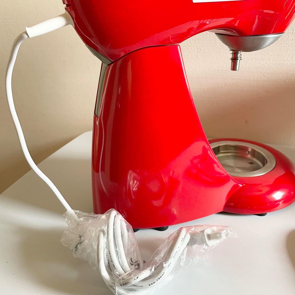 貝印 スタンドミキサー メランジュールロボ 赤 ミキサー 製菓道具 パン作り KAI キッチン インテリア