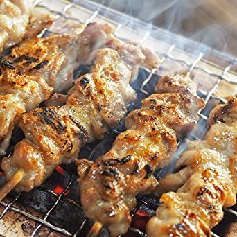 焼き鳥 国産 もも串 せせり串 はらみ串 塩 30本セット BBQ バーベキュー おつまみ お中元 お歳暮 惣菜 家飲み 肉 グ_画像1