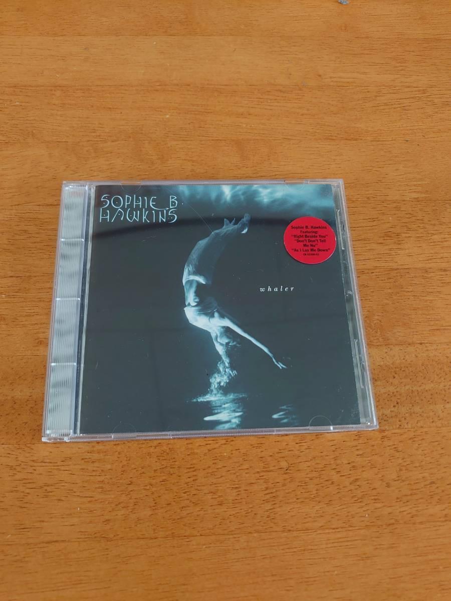 SOPHIE B.HAWKINS/whaler ソフィー・B.ホーキンス/ウェーラー 輸入盤 【CD】_画像1