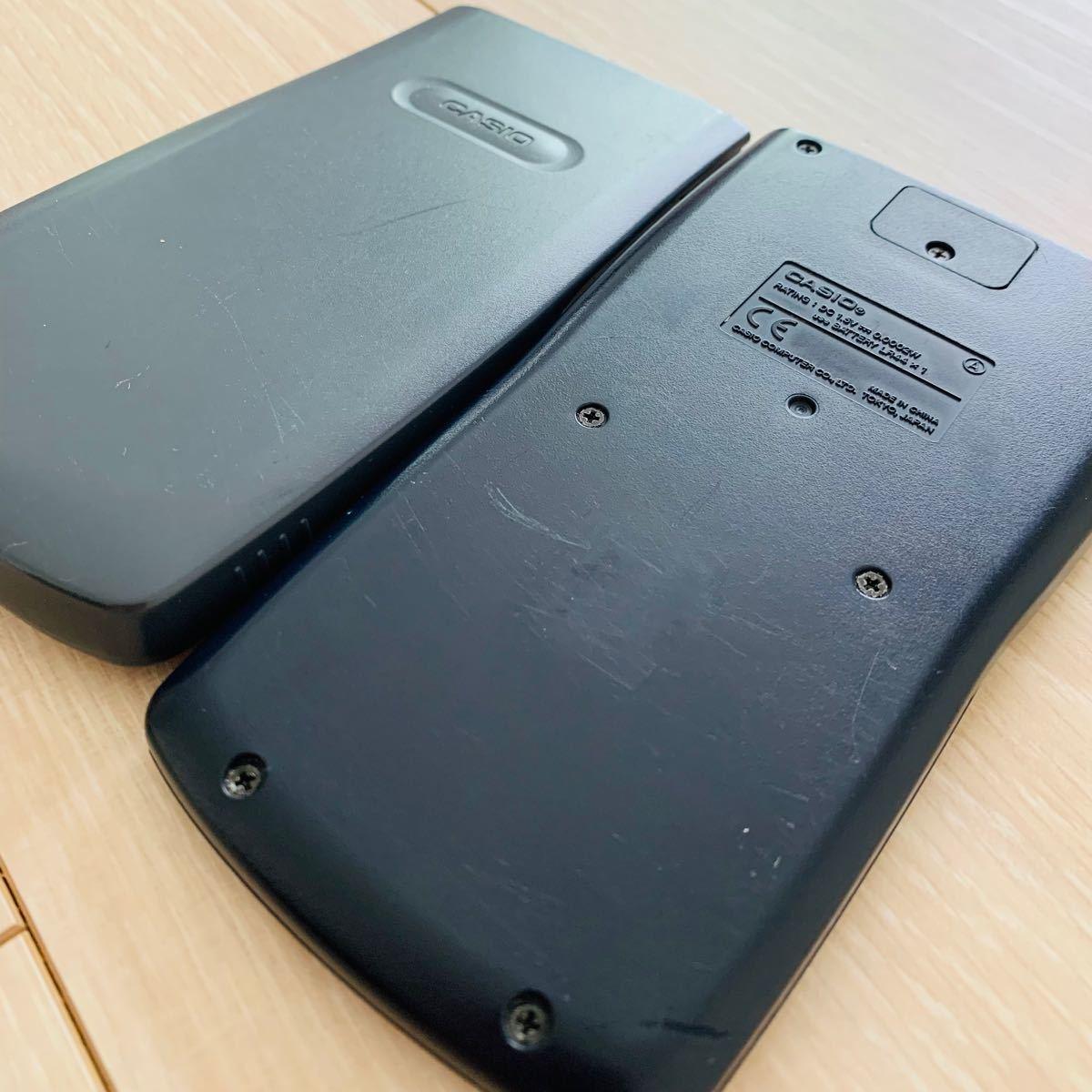カシオ関数電卓 fx-350MS