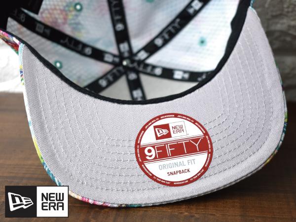 〔未使用品〕H432 NEW ERA × NY Yankees ヤンキース MLB 9 FIFTY Original Fit (フリーサイズ) ニューエラ キャップ 帽子_画像8