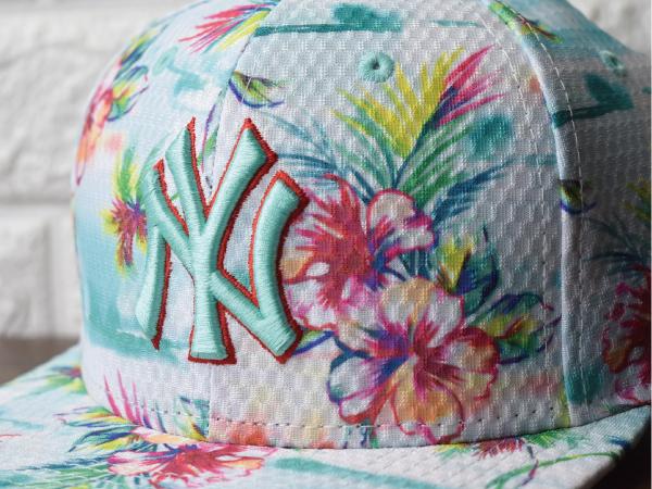 〔未使用品〕H432 NEW ERA × NY Yankees ヤンキース MLB 9 FIFTY Original Fit (フリーサイズ) ニューエラ キャップ 帽子_画像3