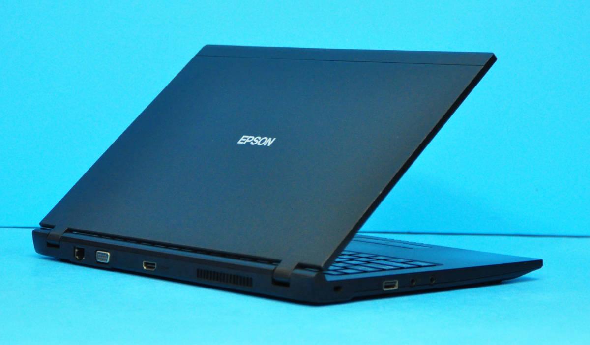 ★ 上位モデル 高速SSD 13.3インチ NA512E ★ Core i5-6200U 2.3GHz メモリ8GB 新SSD256GB カメラ Wlan Office2019 Win10Pro64_画像6