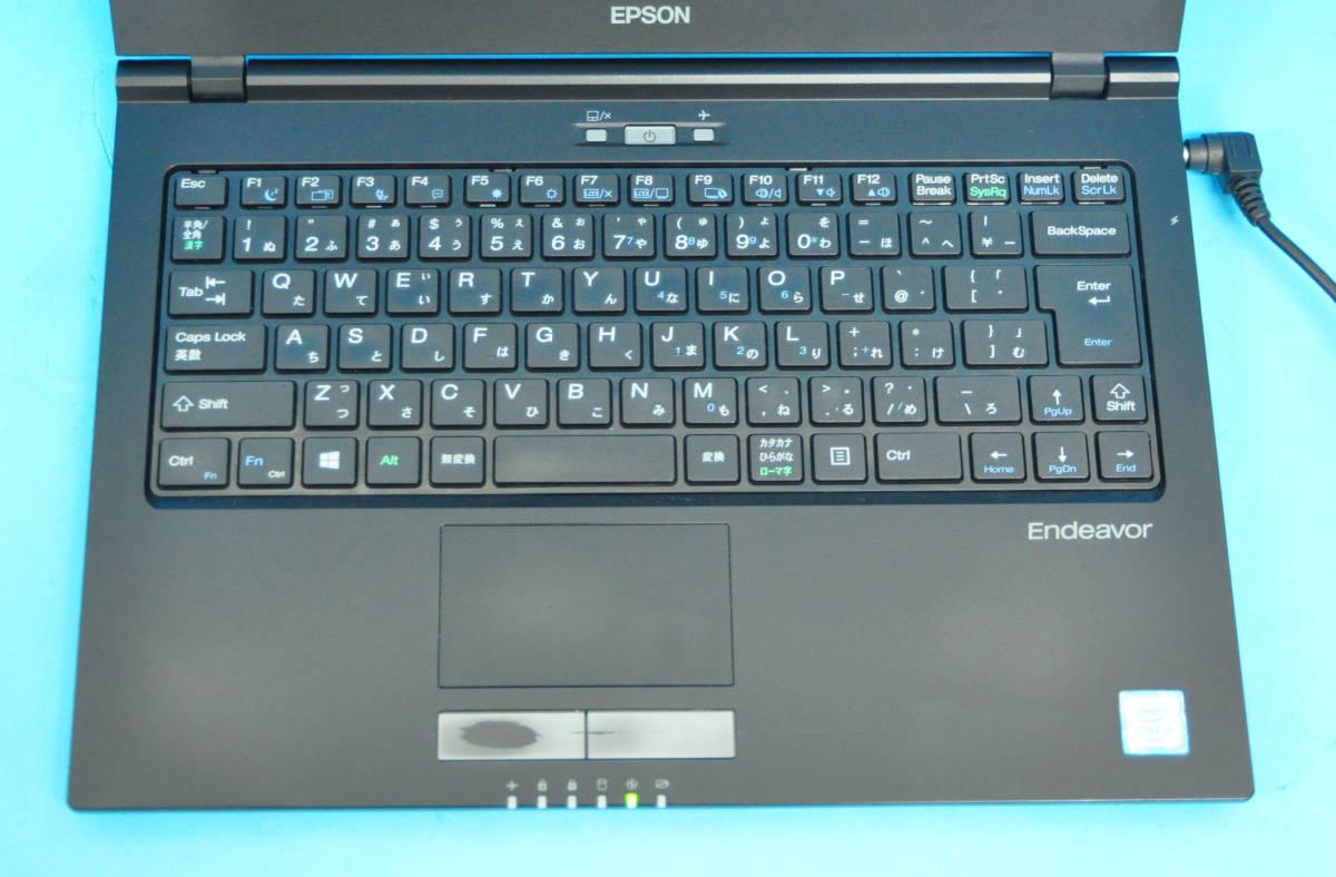 ★ 上位モデル 高速SSD 13.3インチ NA512E ★ Core i5-6200U 2.3GHz メモリ8GB 新SSD256GB カメラ Wlan Office2019 Win10Pro64_画像2