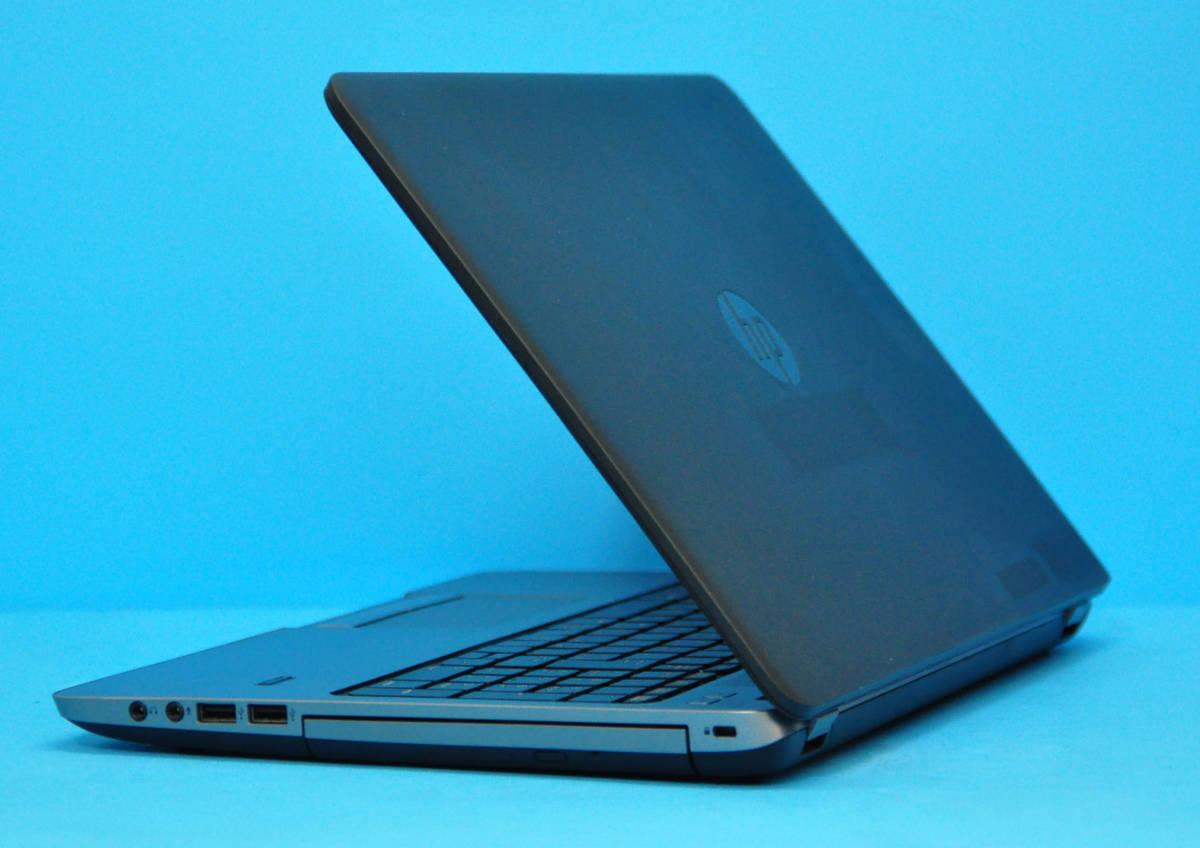 ★ 良品 上位モデル ProBook 450G1 ★ 高速SSD!! 大画面15.6 Corei5 4200M / メモリ8GB / 新SSD:240GB / マルチ / Office2019 / Win10_画像5