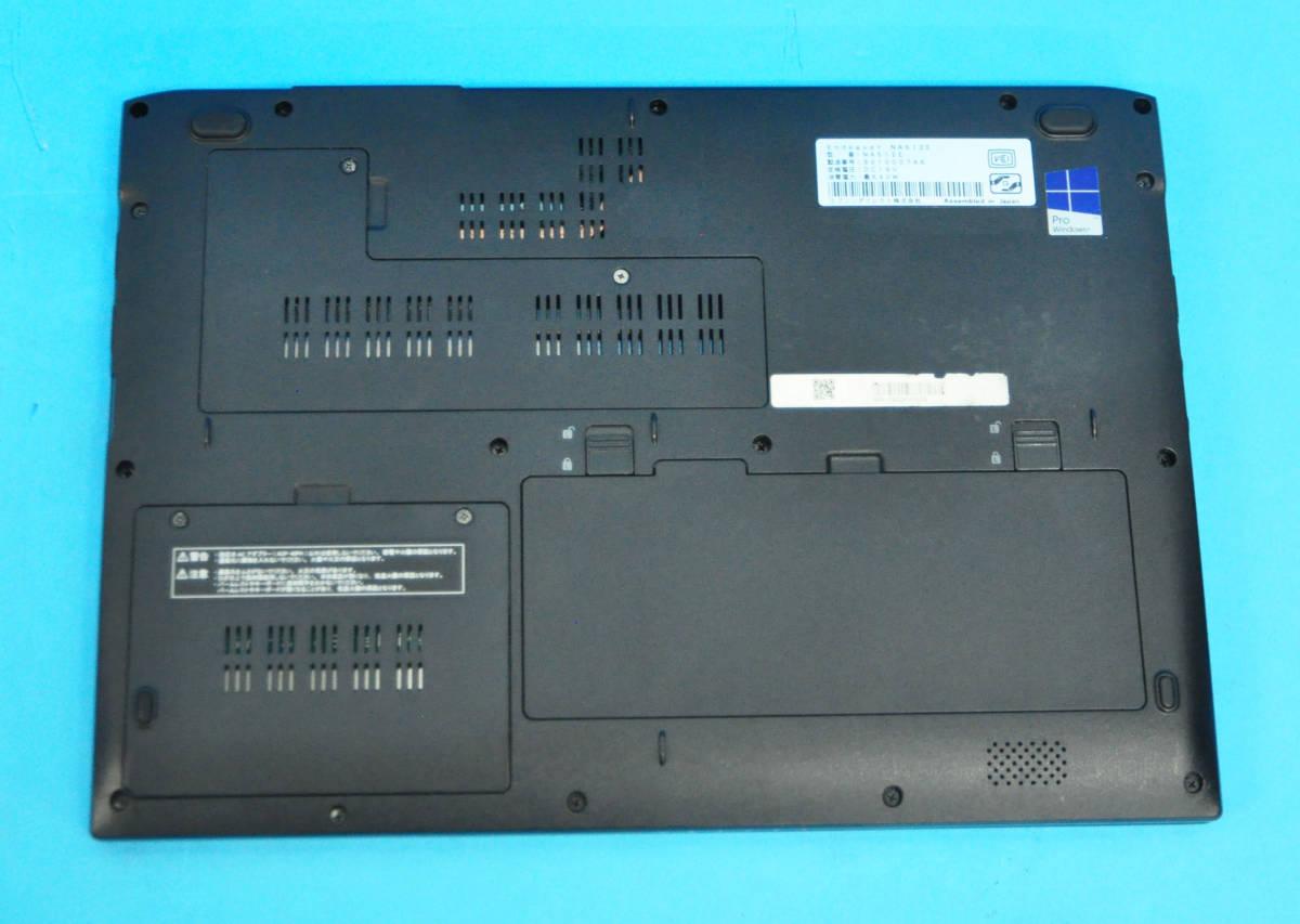 ★ 上位モデル 高速SSD 13.3インチ NA512E ★ Core i5-6200U 2.3GHz メモリ8GB 新SSD256GB カメラ Wlan Office2019 Win10Pro64_画像4