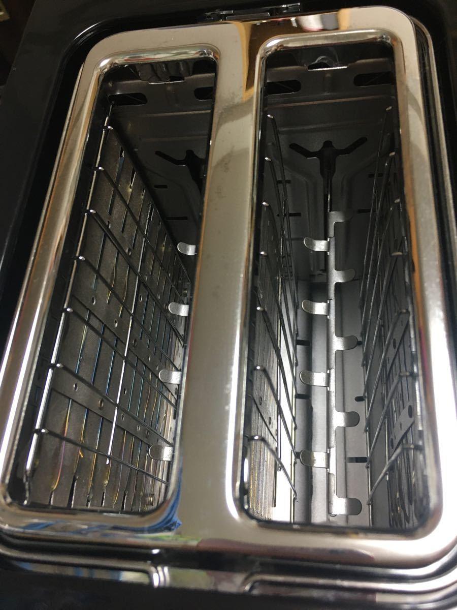 T-fal ティファールポップアップトースター ウルトラミニ【BLACK】