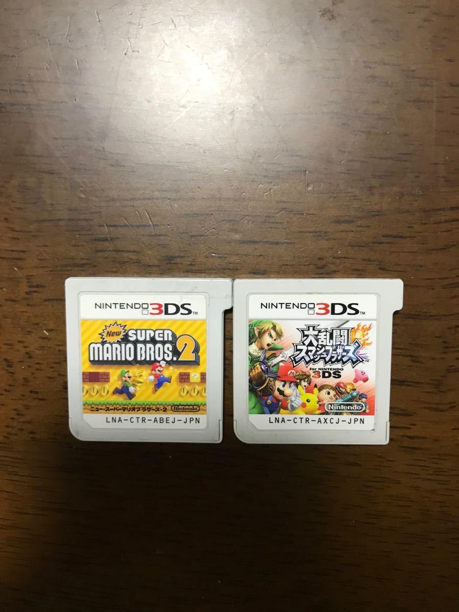 3DS 大乱闘スマッシュブラザーズ スーパーマリオブラザーズ2