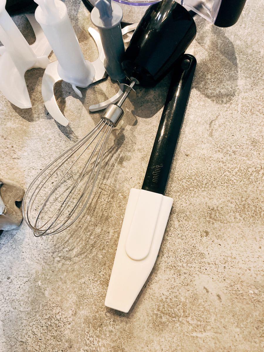 ブラウン マルチクイック7 ハンドブレンダー [MQ7085XG] 調理器具