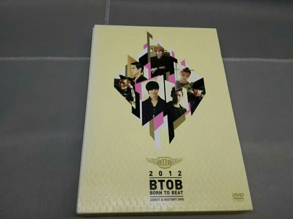 Born TO Beat BTOB DEBUT&HISTORY ライブグッズの画像