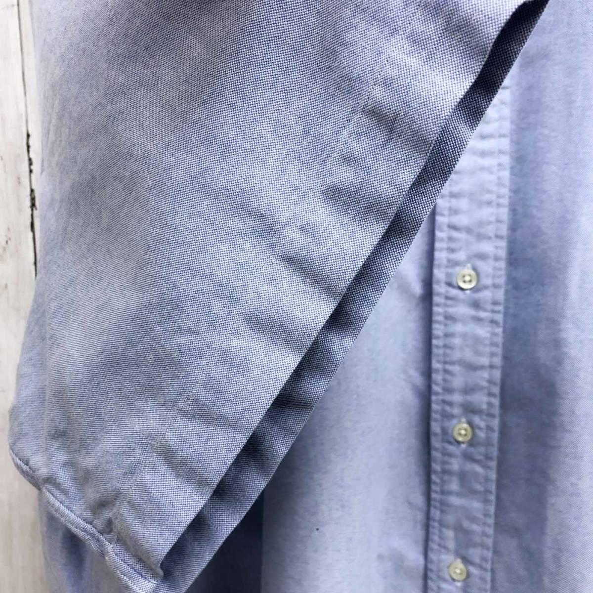 ラルフローレン POLO Ralph Lauren Polo 半袖シャツ メンズ ワンポイント 3XLサイズ 7-167_画像6