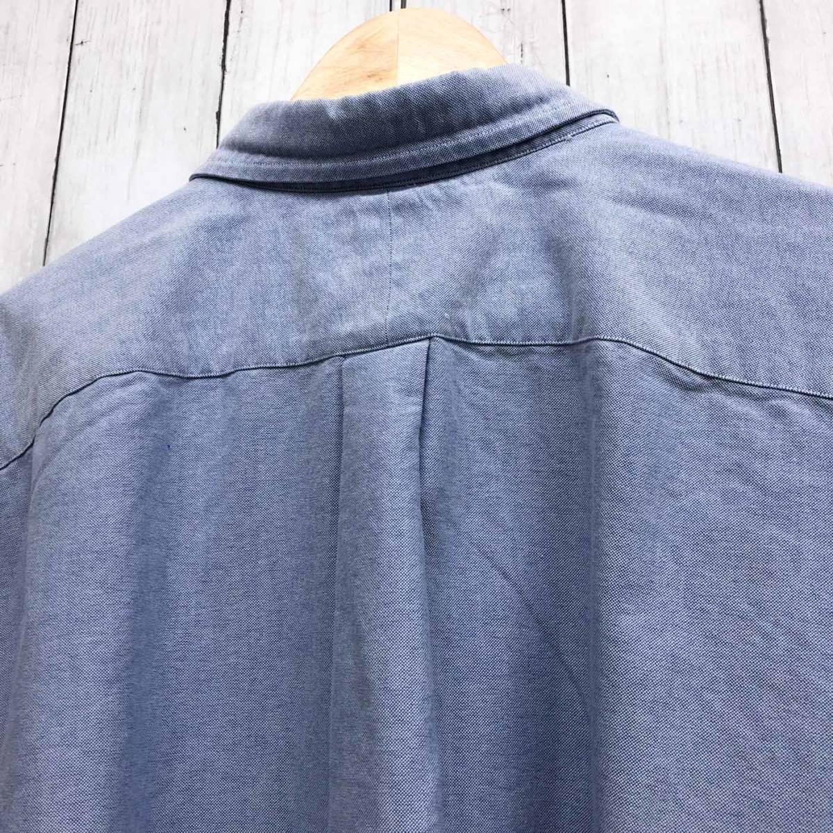 ラルフローレン POLO Ralph Lauren Polo 半袖シャツ メンズ ワンポイント 3XLサイズ 7-167_画像8