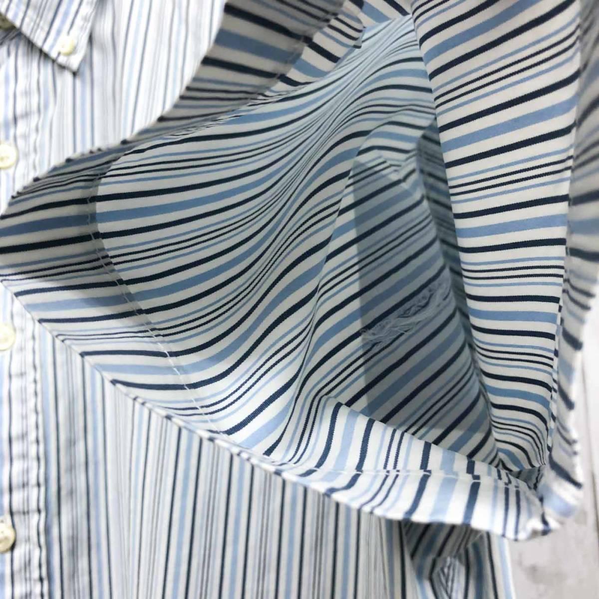 ラルフローレン POLO Ralph Lauren Polo 半袖シャツ メンズ ワンポイント サイズ15(S~Mサイズ相当) 7-177_画像9
