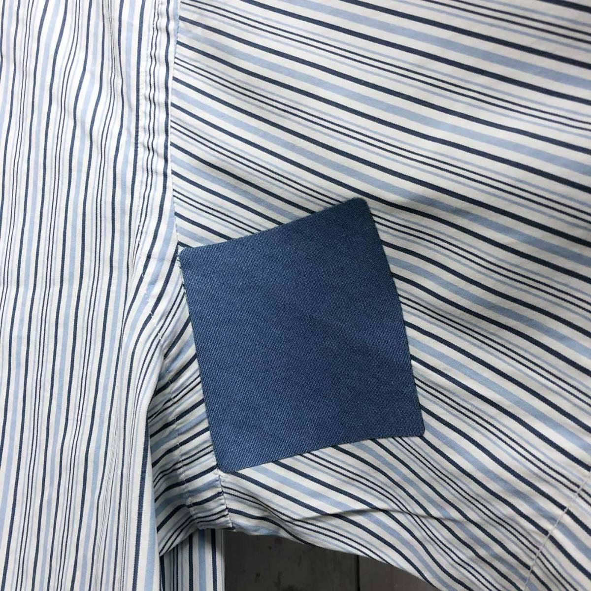 ラルフローレン POLO Ralph Lauren Polo 半袖シャツ メンズ ワンポイント サイズ15(S~Mサイズ相当) 7-177_画像8