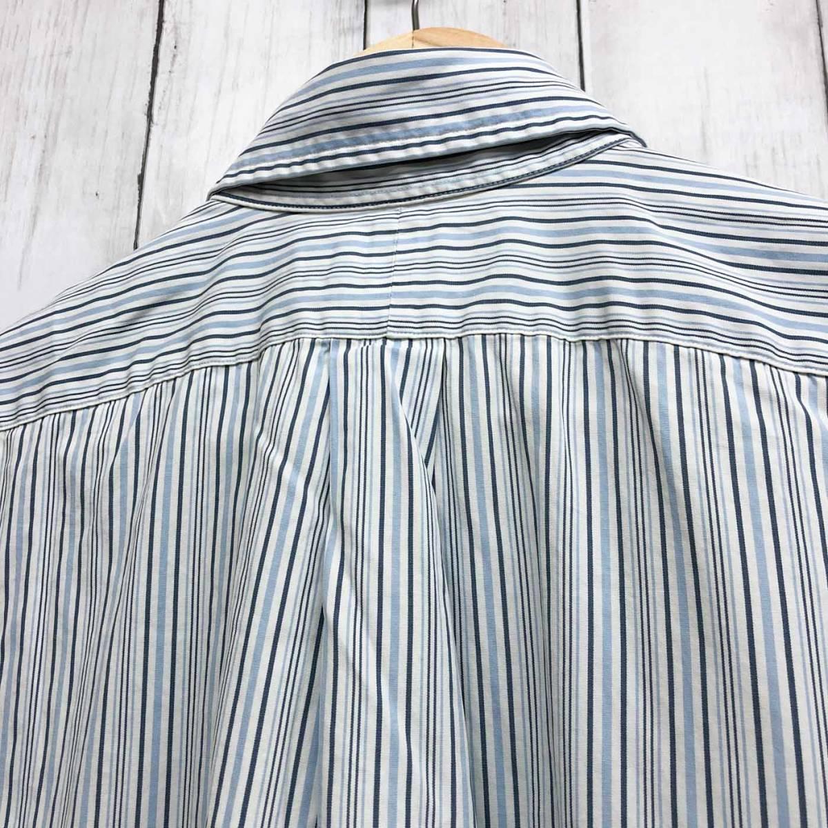ラルフローレン POLO Ralph Lauren Polo 半袖シャツ メンズ ワンポイント サイズ15(S~Mサイズ相当) 7-177_画像10