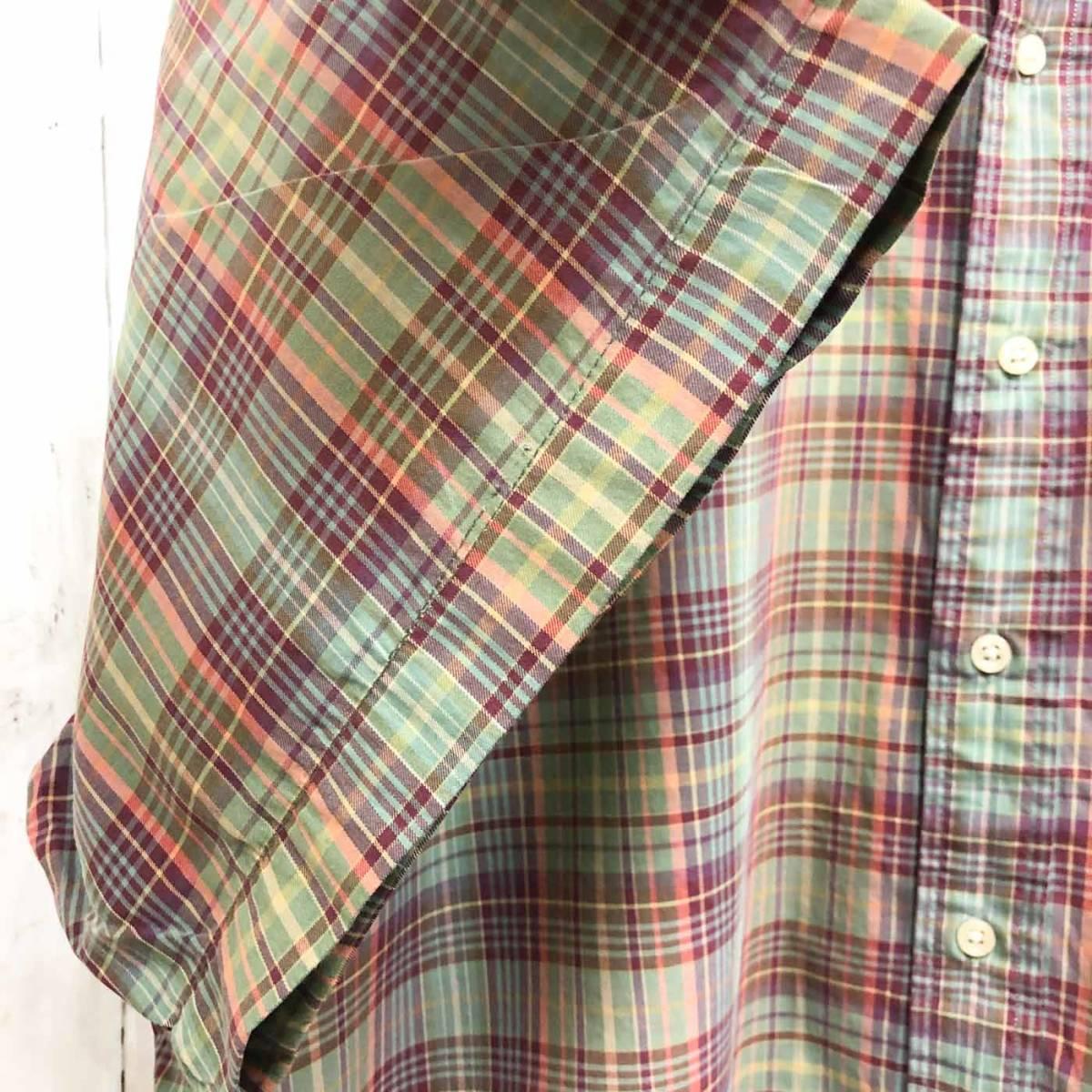 ラルフローレン POLO Ralph Lauren Polo 半袖シャツ メンズ ワンポイント XXLサイズ(2XLサイズ) 7-180_画像6