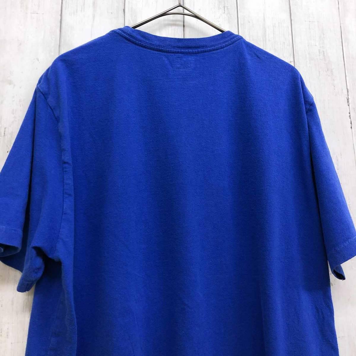 ラルフローレン POLO Ralph Lauren Polo 半袖Tシャツ メンズ ワンポイント XLサイズ 9-87_画像8