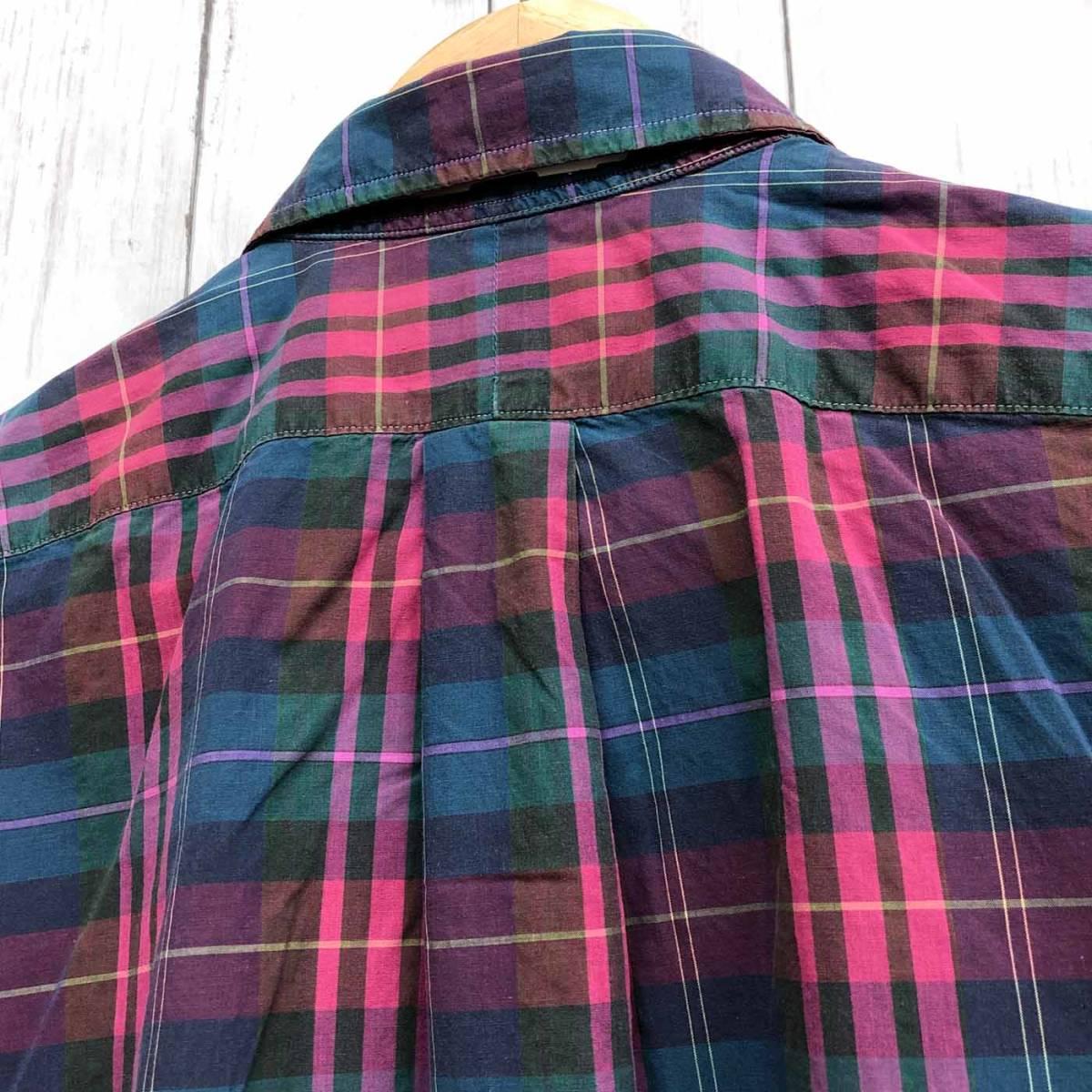 ラルフローレン POLO Ralph Lauren Polo 半袖シャツ メンズ ワンポイント Lサイズ 7-192_画像8