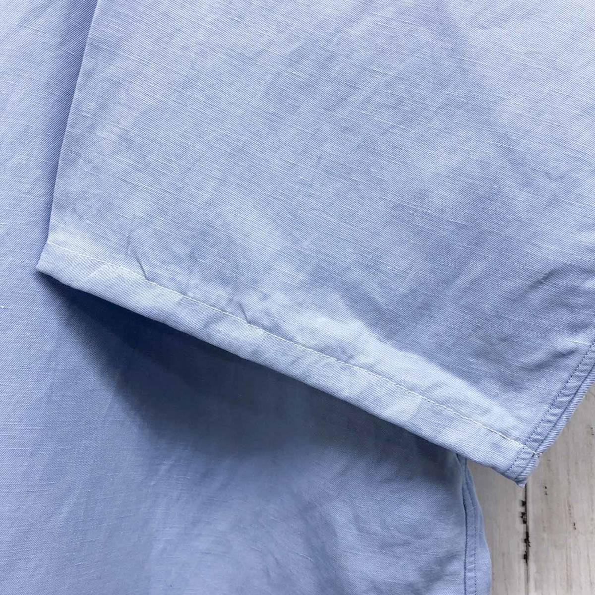 ラルフローレン POLO Ralph Lauren Polo 半袖シャツ 五分丈 メンズ ワンポイント XLサイズ 7-198_画像7