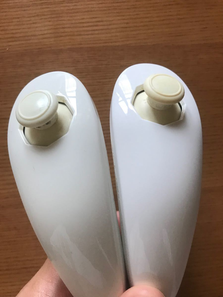 Wiiリモコン ヌンチャク Wii 2セット