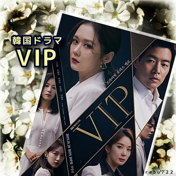 韓国ドラマ・VIP DVD全話