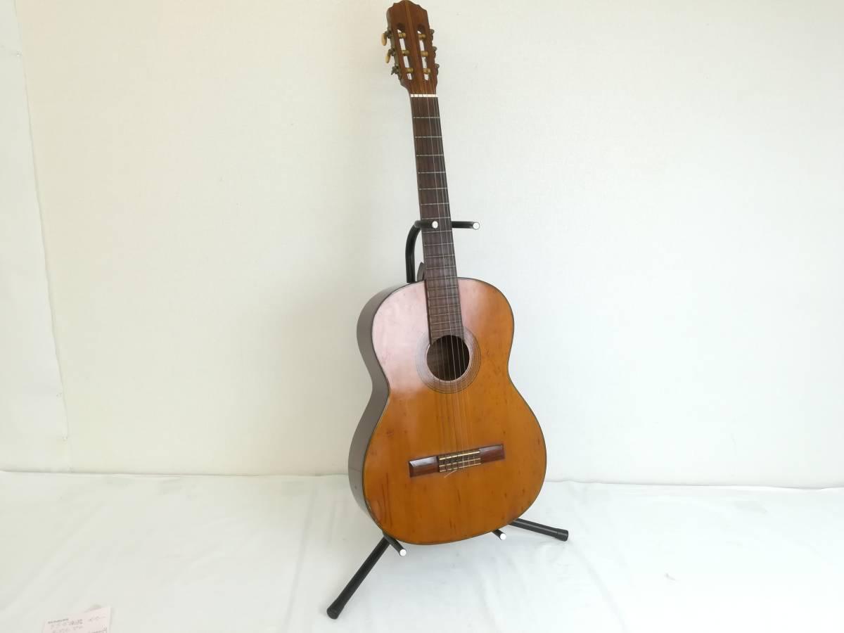 【OH4】最終出品 テラダ楽器製 クラシックギター モデル70 ギター 弦楽器 楽器 器材 中古現状品_画像1