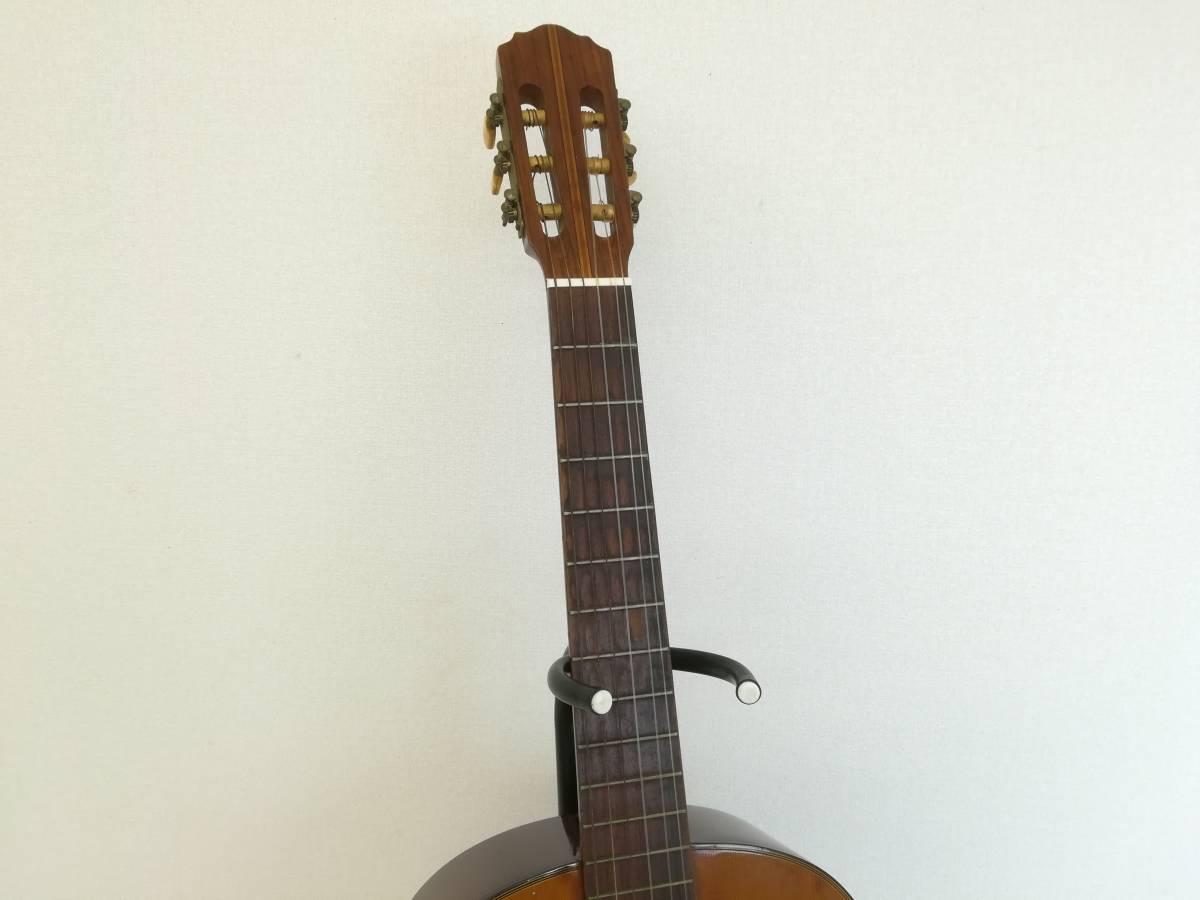 【OH4】最終出品 テラダ楽器製 クラシックギター モデル70 ギター 弦楽器 楽器 器材 中古現状品_画像4