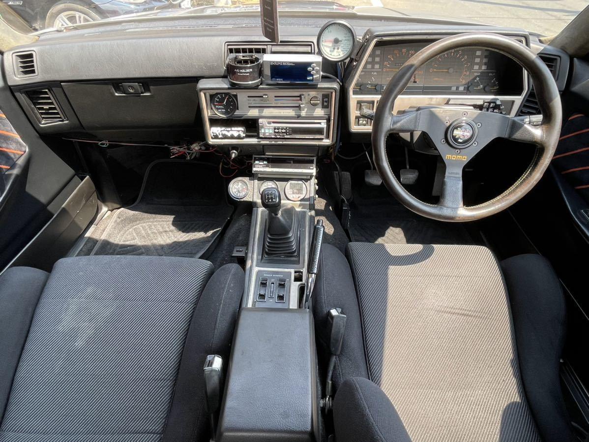 ★スカイラインDR30 2000ターボRS-X ターボC 鉄仮面 FJ20 実走行2万キロ台希少車 前置きインタークーラー HKS/GTタービン他改造点多数★_画像7