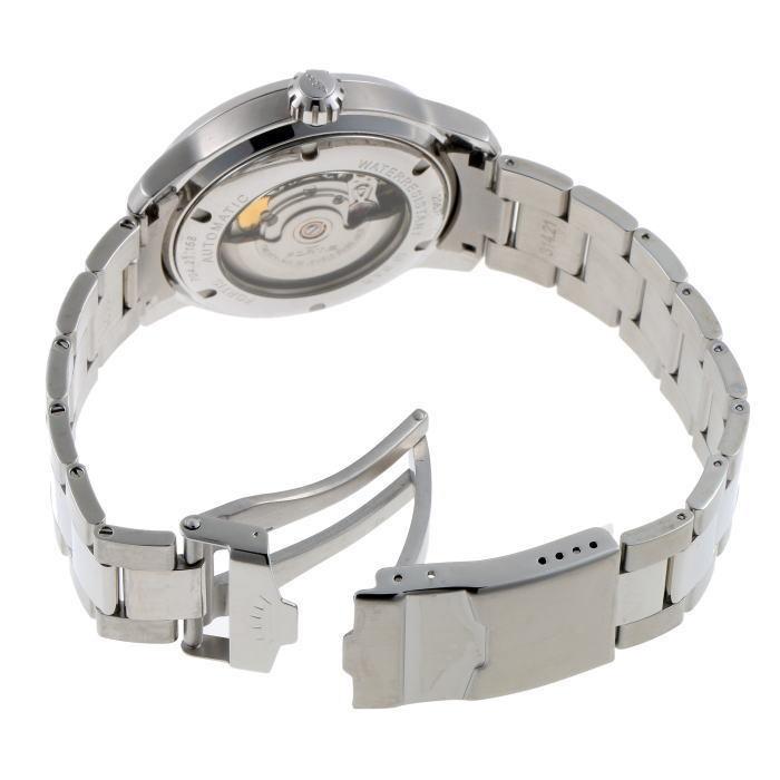 FORTIS フォルティス フリーガー デイデイト オートマチック 704.21.158 SS メンズ 時計 2110018_画像7
