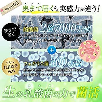 30日分 90粒 1袋 ダイエット サプリメント 玄米麹とコンブチャの酵素クレンズ 生酵素 麹酵素 2億7000の酪酸菌 194_画像5